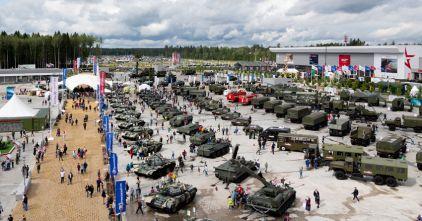Юбилейный форум «Армия-2019» завершил свою работу с рекордными показателями