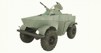 «Инновационное шасси» создало авиатранспортабельный бронеавтомобиль «Ласок-4»