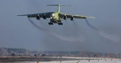 """Индия пригласила """"Ильюшин"""" участвовать в тендере на новый самолет-заправщик"""