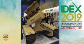 "Компания ""МилемРоботикс"" впервые представила РТК THeMIS с ракетами MMP"