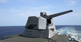 Новые корабли ВМС Франции оснастят 40-мм пушками RAPIDFire нового поколения