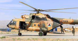 Украина незаконно ремонтирует афганские Ми-17