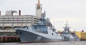 Десятый Международный военно-морской салон МВМС-2021 будет проведен на двух площадках
