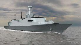 ВМС Великобритании разместили первые заказы на строительство новых фрегатов проекта 26