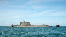 ПЛАТ «Эмбуш» начала морские испытания
