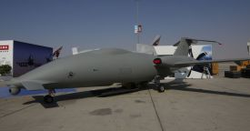 """Поставки БЛА """"Хаммерхед"""" итальянским ВВС задерживаются из-за инцидента с опытным аппаратом"""