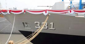 """Индонезия начала ходовые испытания первого фрегата """"Сигма"""" проекта 10514"""