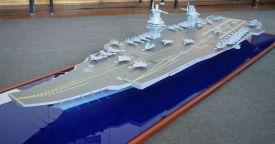 """Россия готова предоставить Индии атомные технологии для создания авианосца - """"Джейнс"""""""