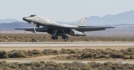США перебрасывают бомбардировщики B-1B на Гуам