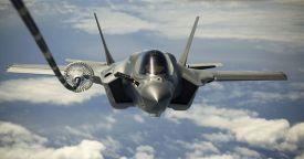 ВВС США объявили о начальной боевой готовности первой эскадрильи истребителей F-35А