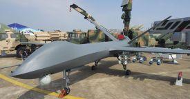 CASC ищет стартовых заказчиков на свой новый беспилотник CH-5