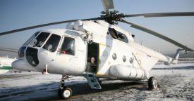 Ми‑8АМТ получил цифровой автопилот и новую систему навигации