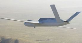 БЛА увеличенной дальности «Эвенджер-ER» совершил первый полет