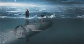 ЦКБ МТ «Рубин» разрабатывает морской РТК «Суррогат»