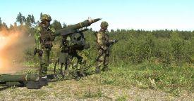 Литва купит в Швеции тренажеры для бойцов с ПЗРК