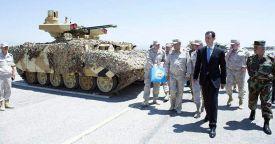 Партия БМПТ передана Министерству обороны РФ