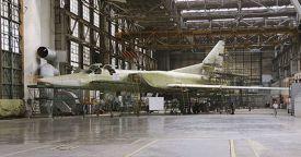 Очередной Ту-22М3 передан ВКС после контрольно-восстановительных работ