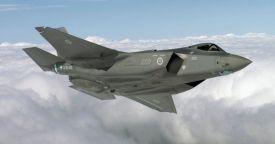 Первые полностью боеготовые истребители F-35A прибыли в Австралию