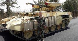 БМПТ принята на вооружение и серийно поставляется в войска