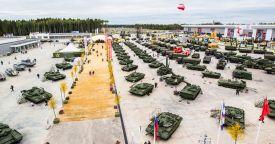 "Около 600 единиц ВВСТ покажут на форуме ""Армия-2018"""