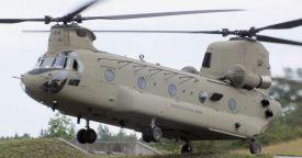США продадут Испании вертолеты CH-47F «Чинук»