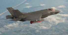 Завершились летные испытания на этапе разработки истребителя F-35