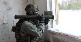 Республика Беларусь представила новый легкий гранатомет ММ-60