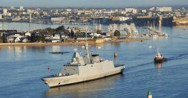 Греция возьмет в лизинг два фрегата у Франции