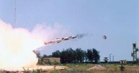 """Индия осуществила испытание ракеты """"БРАМОС"""""""