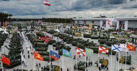 Международный военно-технический форум «Армия-2018» пройдет с 21 по 26 августа 2018 года