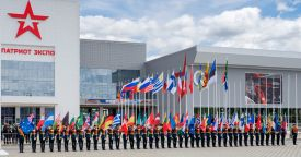 """В августе в Кубинке пройдет международный форум """"Неделя национальной безопасности"""""""