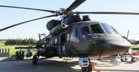 HeliRussia-2018: Модернизированный вертолет Ми-171Ш представлен в Москве