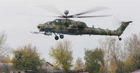 """Вертолет Ми-28НМ будет продемонстрирован на форуме """"Армия-2018"""""""
