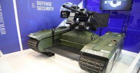 """Компании MBDA и """"МилремРоботикс"""" создадут противотанковый РТК"""