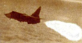 Незащищенность российских самолетов со стороны задней полусферы