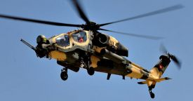 Турция подтвердила продажу Пакистану 30 ударных вертолетов T129