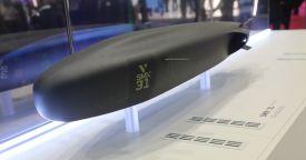 """""""Нэвал груп"""" представила концепцию полностью электрической подводной лодки"""