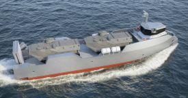 Компания CNIM представила многоцелевой десантный катер LCX