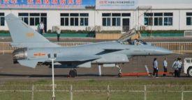 В Китае создан авиационный двигатель WS-10 с управляемым вектором тяги