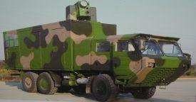 Китай впервые продемонстрировал боевой лазерный комплекс LW-30